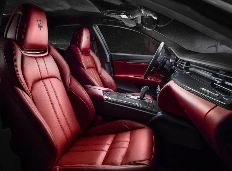 2017 - [Maserati] Quattroporte restylée Masera21