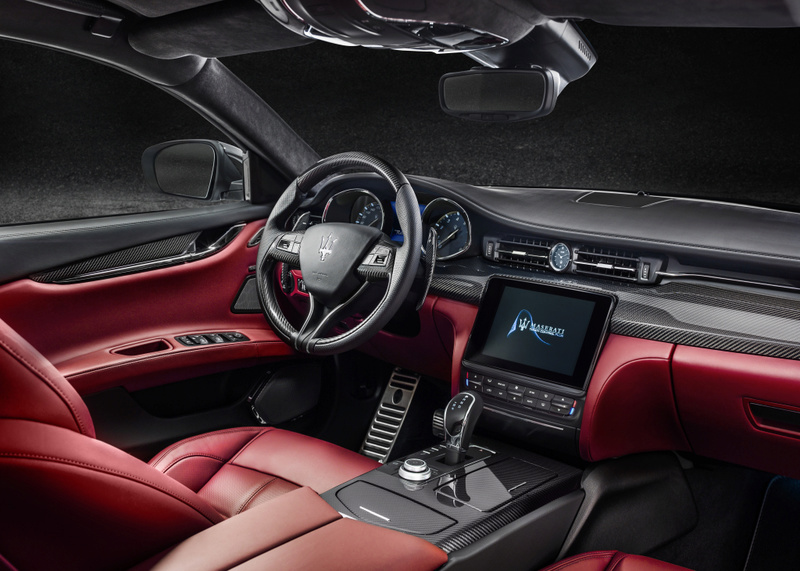 2017 - [Maserati] Quattroporte restylée Masera23