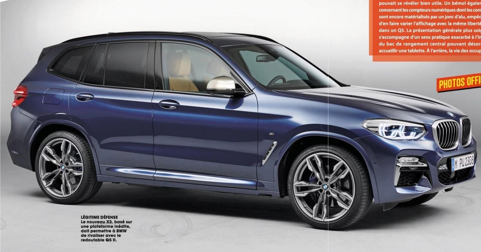 2016 - [BMW] X3 [G01] - Page 6 X310