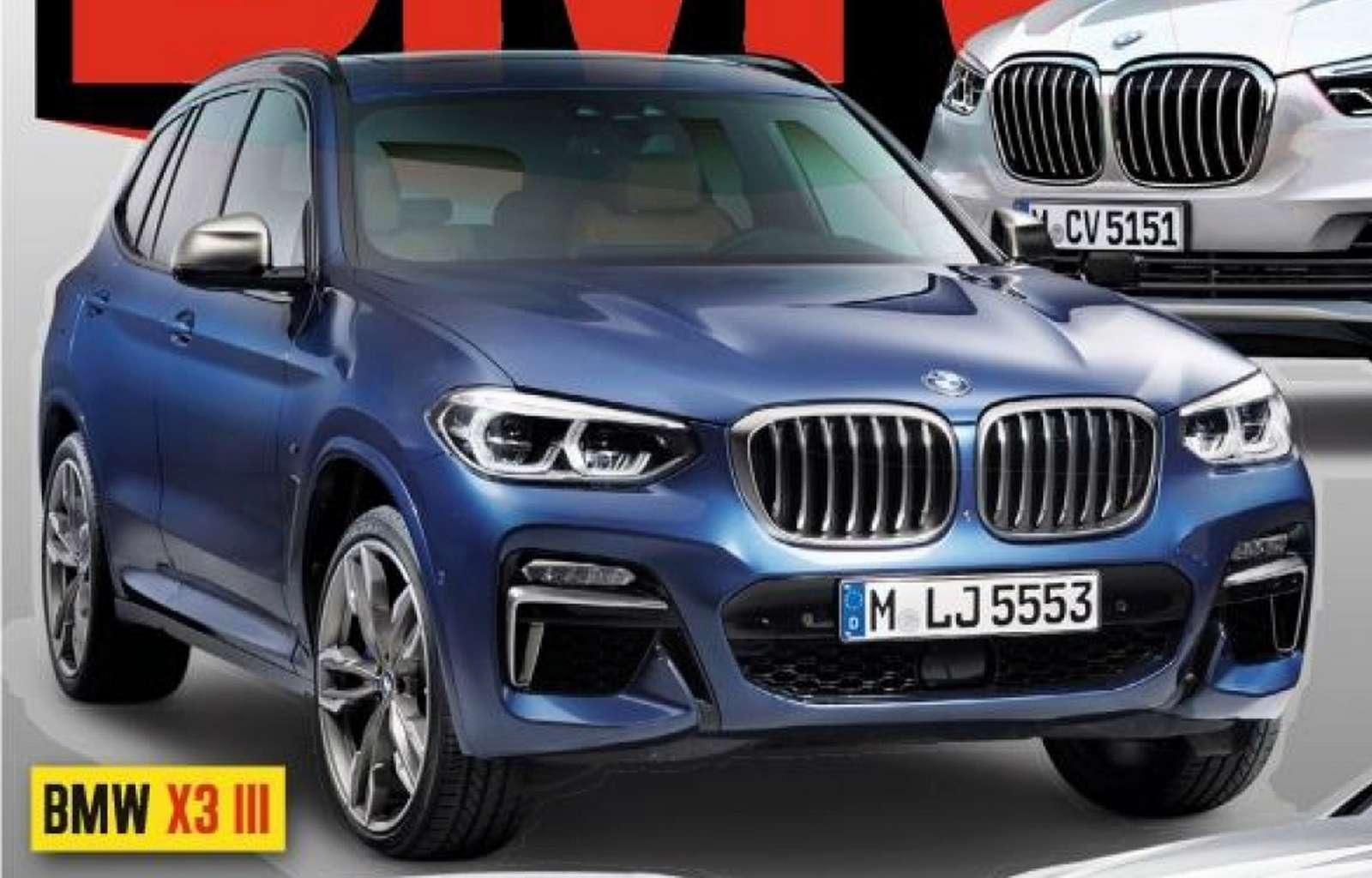2016 - [BMW] X3 [G01] - Page 6 X3_10
