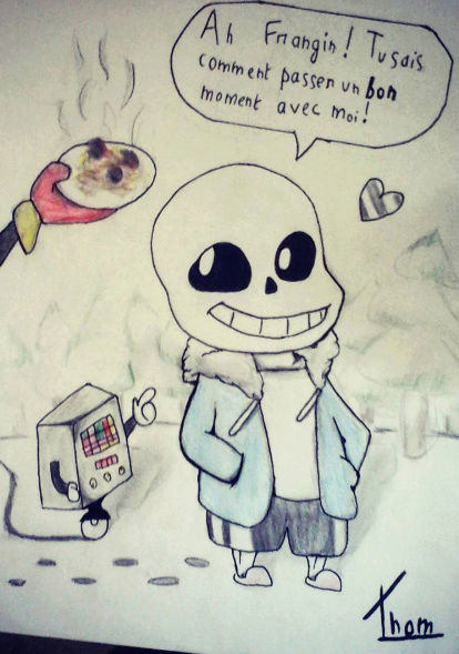 Quand Thomtom rencontre ses amis les crayons... Sans11