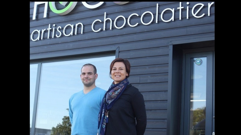 Ploumagoar : la nouvelle chocolaterie ouvre ce lundi 2 octobre à Runanvizit Barnie23