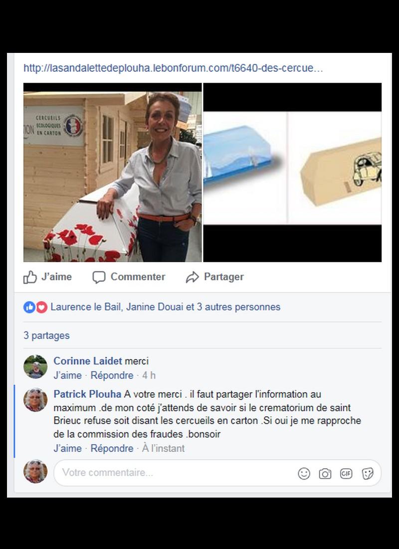 Des cercueils français en carton 100 % écologique I24