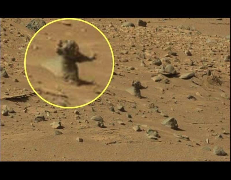 L'abominable homme de Mars Sans_103