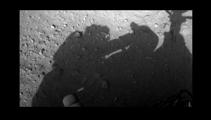 L'abominable homme de Mars Sans_104