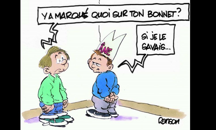Un jeune Français sur 20 est illettré  Sans_118