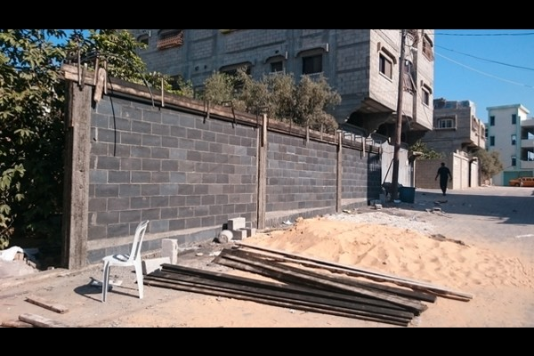 En Palestine, cette jeune ingénieure reconstruit Gaza avec des parpaings écologiques  Sans_250