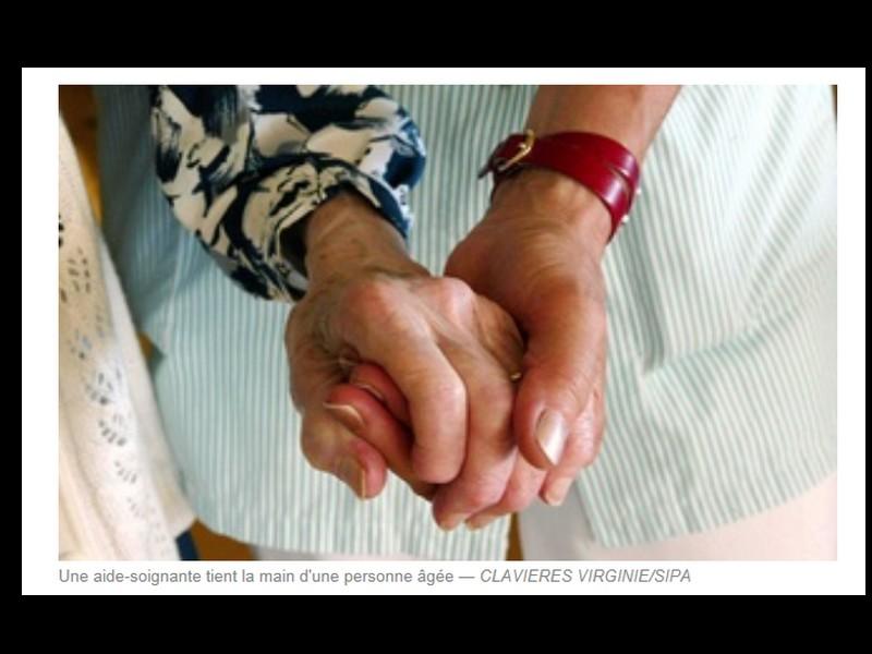 Le mal-être des aides-soignant(e)s dans les Ehpad: «C'est l'horreur. Aidez-nous !» Sans_286