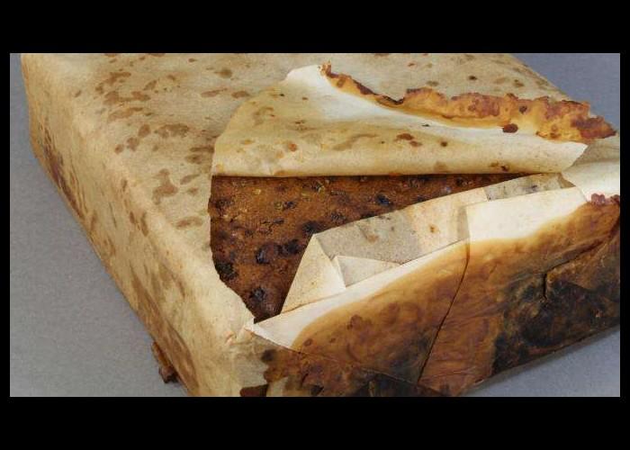 """Un gâteau centenaire """"parfaitement préservé"""" retrouvé dans un cabanon en Antarctique Sans_393"""
