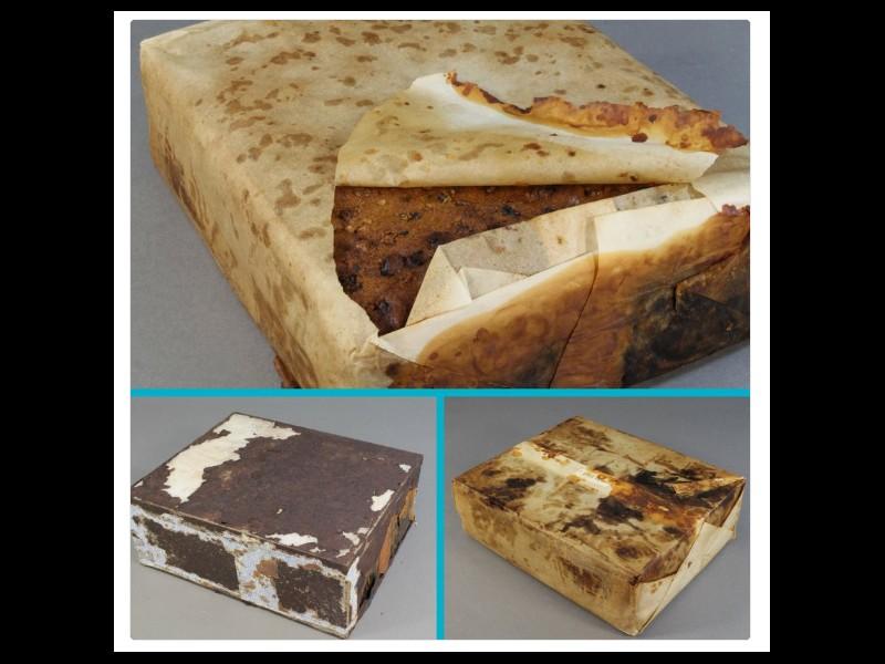 """Un gâteau centenaire """"parfaitement préservé"""" retrouvé dans un cabanon en Antarctique Sans_394"""