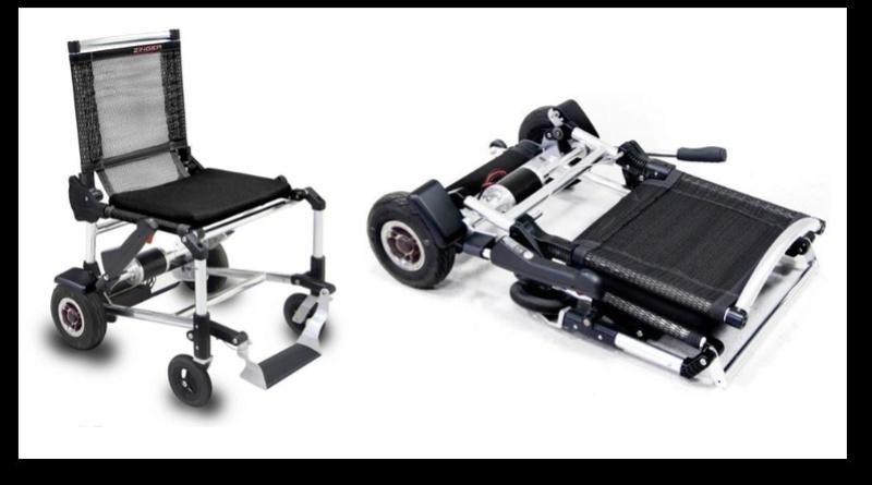 Le fauteuil roulant zinger Sans_474