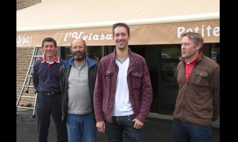 Unique commerce du bourg. « L'Yviasais » ouvre ses portes le 2 octobre Sans_671