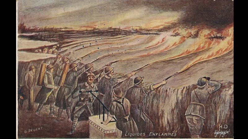 Guerre de 14/18 cartes dessinées Sans_t39