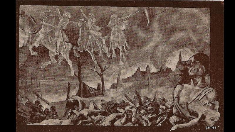 Guerre de 14/18 cartes dessinées Sans_t48