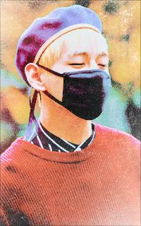 Kim Tae-Hyung (V). Kt210