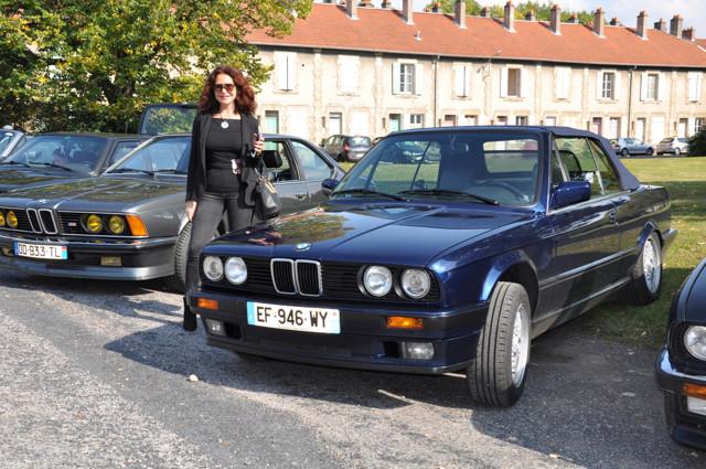 SORTIE BMW Nord Est : 23/24 septembre 2017 -  Sortie de Julien Meetin24