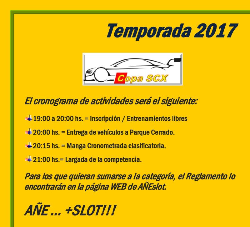COPA SCX ▬ 9° RONDA ▬ V.TÉCNICA ▬ FOTOS ▬ CLASIFICACIÓN OFICIAL Copasc10