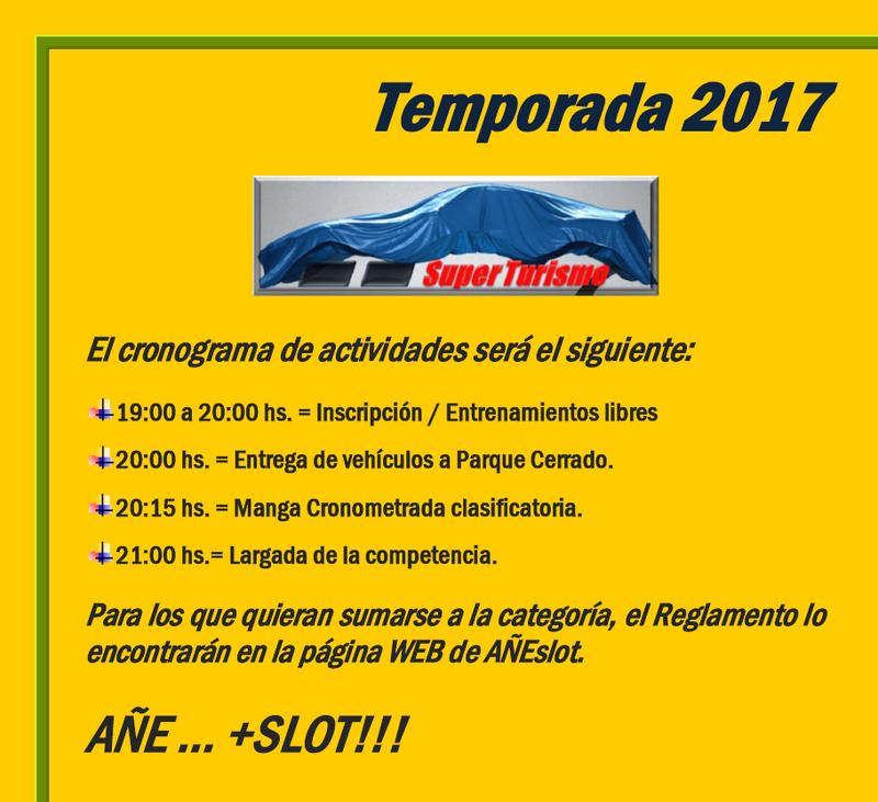 SUPER TURISMO ▬ 8° RONDA ▬ V.TÉCNICA ▬▬ CLASIFICACIÓN OFICIAL Supert10