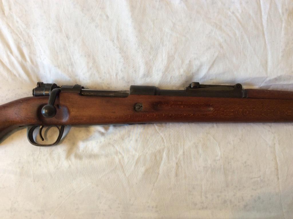 Reconnaitre un Mauser Israélien  78273910