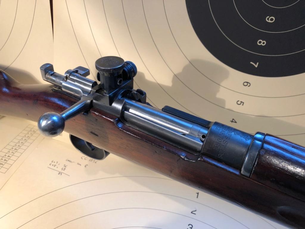 Un nouveau mauser suédois sur le forum !  - ex sujet Choix cornélien entre 3 Mauser suédois - Page 4 Img_0130