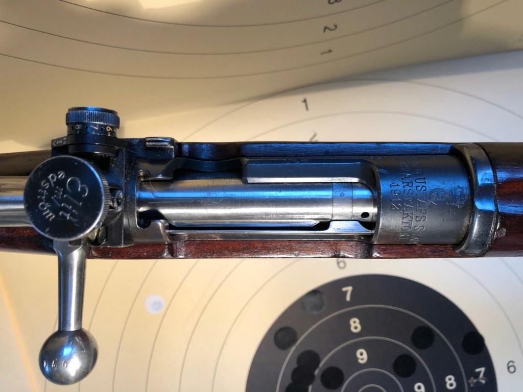 Un nouveau mauser suédois sur le forum !  - ex sujet Choix cornélien entre 3 Mauser suédois - Page 4 Img_0131