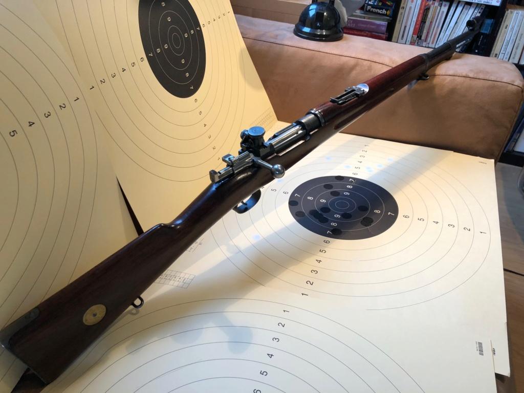 Un nouveau mauser suédois sur le forum !  - ex sujet Choix cornélien entre 3 Mauser suédois - Page 4 Img_0135