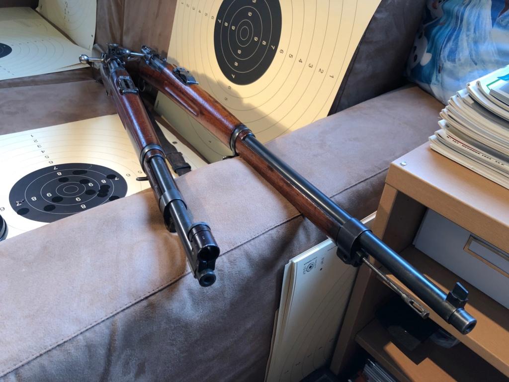Un nouveau mauser suédois sur le forum !  - ex sujet Choix cornélien entre 3 Mauser suédois - Page 4 Img_0141