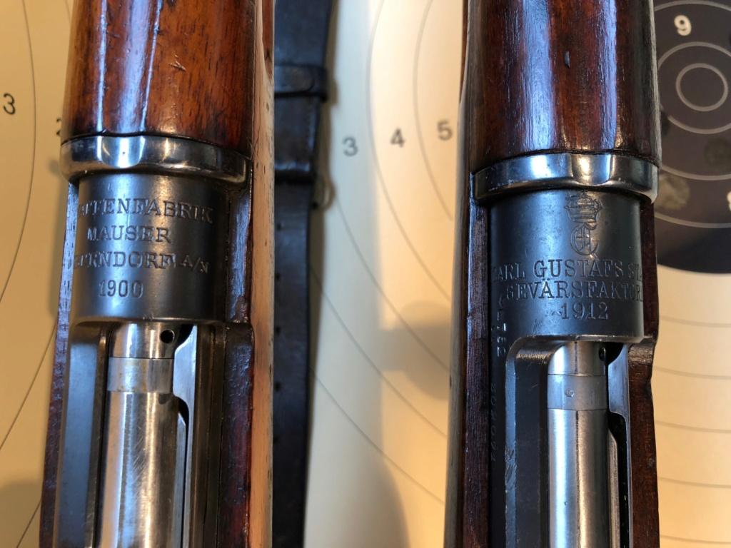Un nouveau mauser suédois sur le forum !  - ex sujet Choix cornélien entre 3 Mauser suédois - Page 4 Img_0142