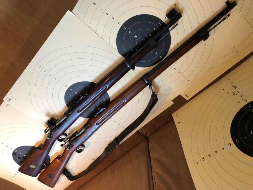 Un nouveau mauser suédois sur le forum !  - ex sujet Choix cornélien entre 3 Mauser suédois - Page 4 Img_0143