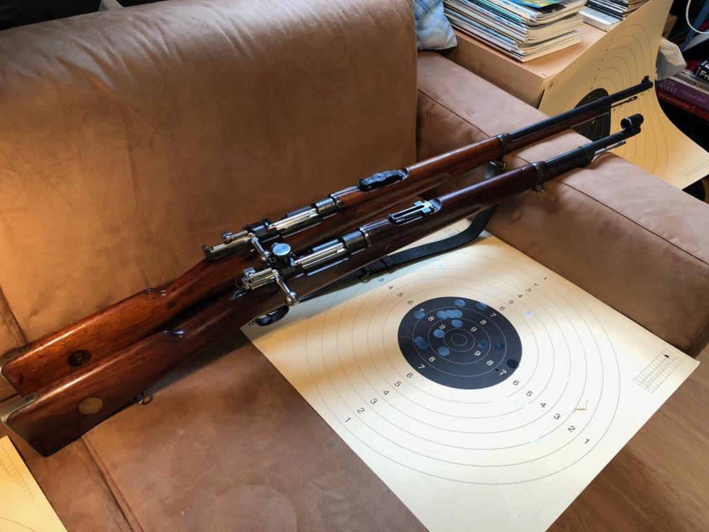 Un nouveau mauser suédois sur le forum !  - ex sujet Choix cornélien entre 3 Mauser suédois - Page 4 Img_0144