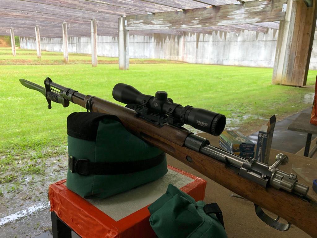 """Mon premier jouet, Mauser M43 """"la Coruna"""" - Page 2 Img_0927"""