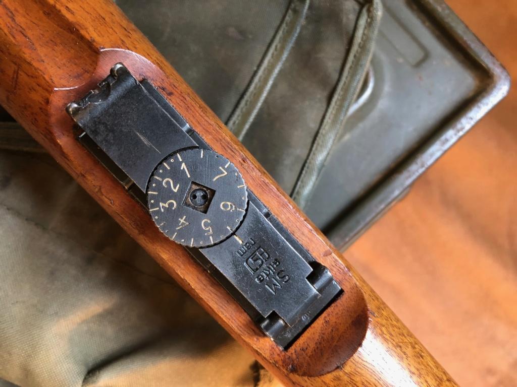 Mauser suédois - j'ai encore craqué - Page 5 Img_1838