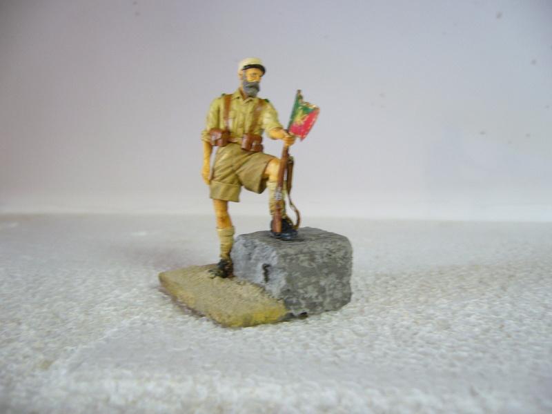 Légionnaire Bir Hakeim 1942, Warriors 1/35 - Huiles et acryliques - Page 2 P1040332