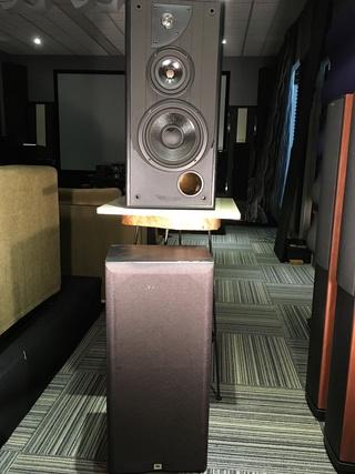 JBL LXE770 Loudspeaker (Used) Img_5748