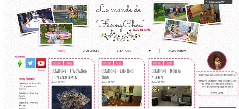 Le Monde de FannyChou'- Blog de Sims - Page 2 Site11