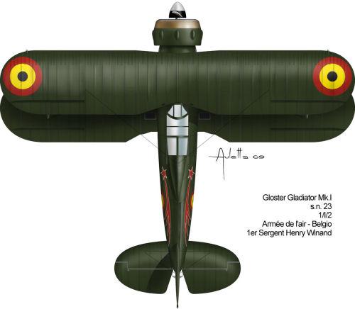 [WW2] Gladiator - Fiat Cr.42 Falco - Beaufighter - Messerschmitt Bf.110 Img_4620