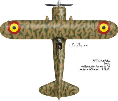 [WW2] Gladiator - Fiat Cr.42 Falco - Beaufighter - Messerschmitt Bf.110 Img_4621