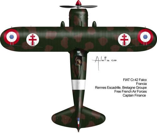 [WW2] Gladiator - Fiat Cr.42 Falco - Beaufighter - Messerschmitt Bf.110 Img_4622