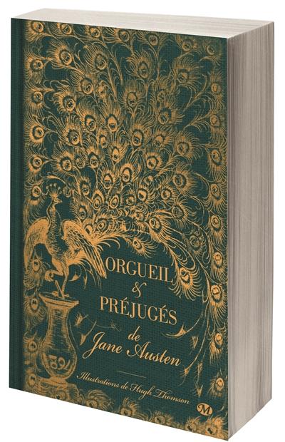 Orgueil & Préjugés, nouvelle édition collector chez Milady Mil10