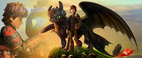 How To Train Your Dragon: Homecoming [Avec spoilers] (2019) DreamWorks  Signat10