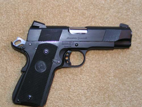 ..... 45 cal Remington 1911 R1 ........ Comman11