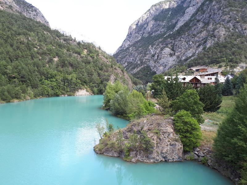 Quelques photos de nos petites vacances dans les Hautes Alpes 20170913