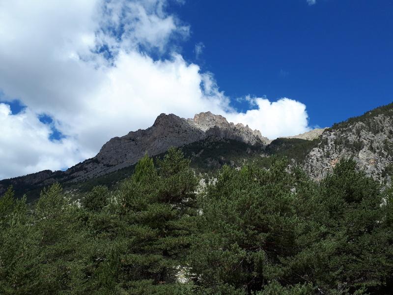 Quelques photos de nos petites vacances dans les Hautes Alpes 20170915