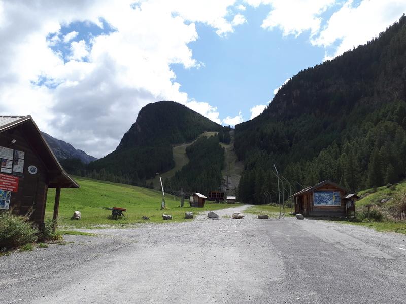 Quelques photos de nos petites vacances dans les Hautes Alpes 20170916