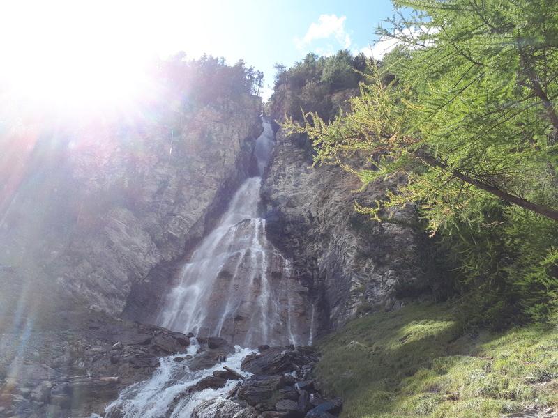 Quelques photos de nos petites vacances dans les Hautes Alpes 20170921