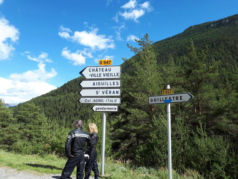 Quelques photos de nos petites vacances dans les Hautes Alpes 20170929