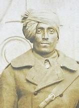Identification d'un soldat sur une carte postale Soldat10