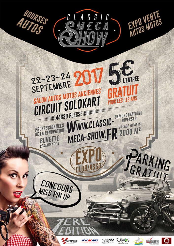 rassemblement auto dans le 44  le 22 23 et 24 septembre 2017 classic mega schow 2017fl10
