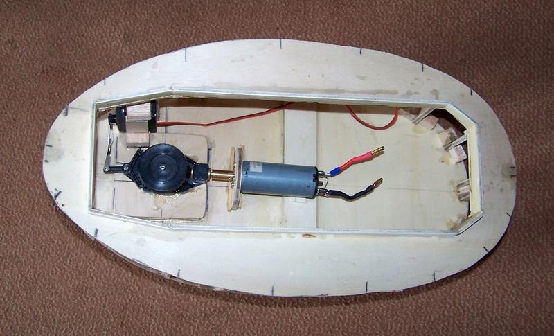 "Baubericht ""Canadian Boomboat"" Bb1110"