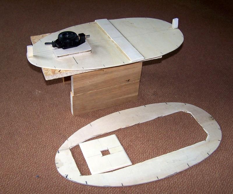 "Baubericht ""Canadian Boomboat"" Bb310"